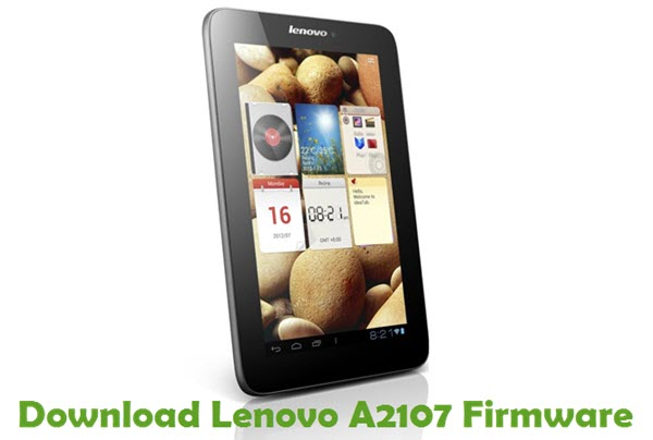 Download Lenovo A2107 Stock ROM