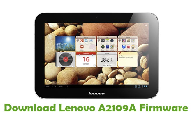 Download Lenovo A2109A Firmware
