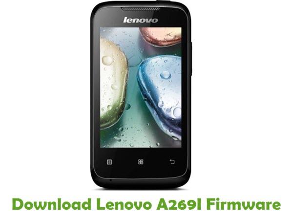 Download Lenovo A269I Stock ROM