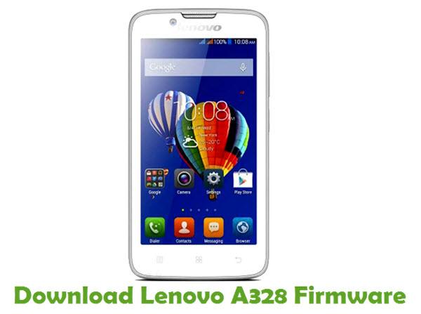 Download Lenovo A328 Firmware