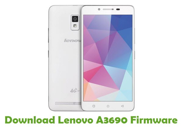 Download Lenovo A3690 Stock ROM