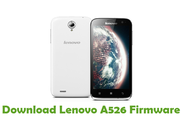 Download Lenovo A526 Stock ROM