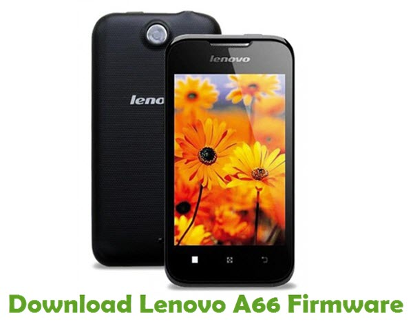 Download Lenovo A66 Stock ROM