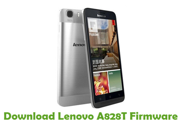 Download Lenovo A828T Stock ROM