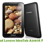 Lenovo IdeaTab A2107A Firmware