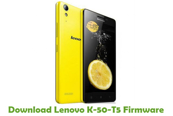 Download Lenovo K-50-T5 Stock ROM