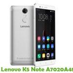 Lenovo K5 Note A7020A48 Firmware