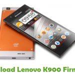Lenovo K900 Firmware
