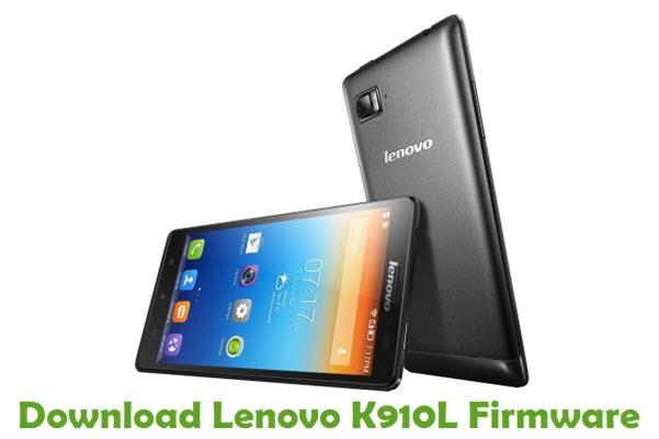 Download Lenovo K910L Stock ROM