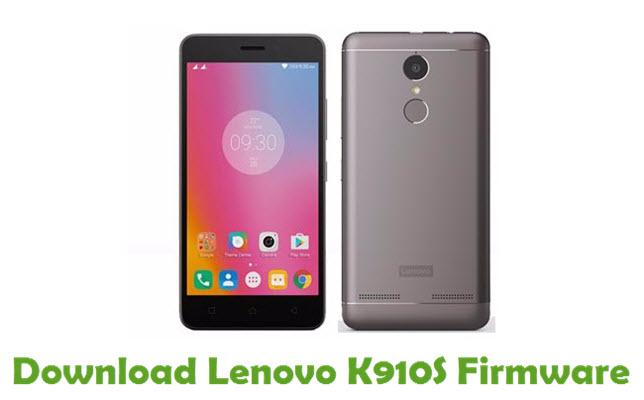 Download Lenovo K910S Stock ROM