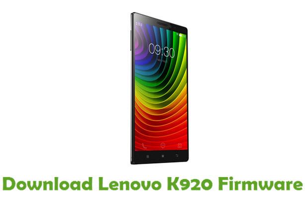 Download Lenovo K920 Stock ROM