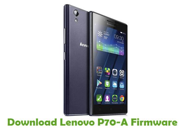 Download Lenovo P70-A Stock ROM