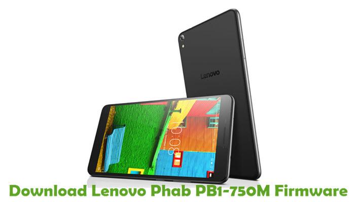 Download Lenovo Phab PB1-750M Stock ROM