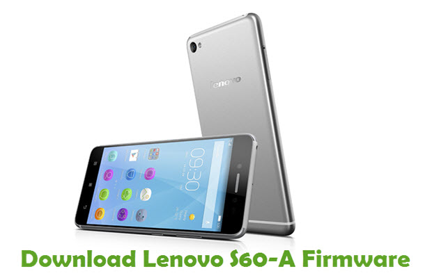 Download Lenovo S60-A Firmware