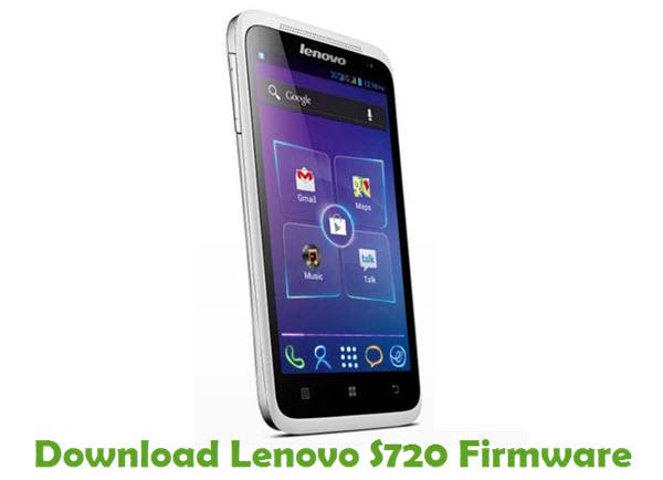 Download Lenovo S720 Stock ROM