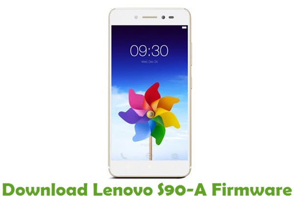 Download Lenovo S90-A Stock ROM