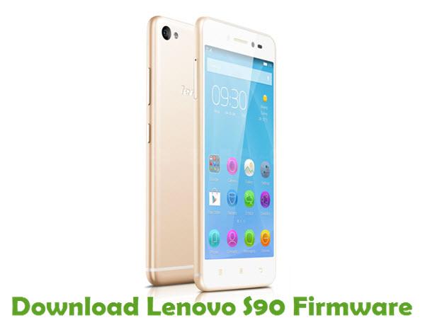 Download Lenovo S90 Stock ROM