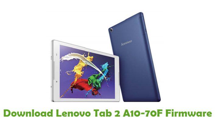 Download Lenovo Tab 2 A10-70F Stock ROM