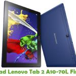 Lenovo Tab 2 A10-70L Firmware