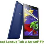 Lenovo Tab 2 A8-50F Firmware