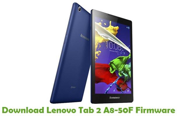 Download Lenovo Tab 2 A8-50F Stock ROM