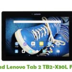 Lenovo Tab 2 TB2-X30L Firmware
