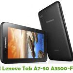 Lenovo Tab A7-50 A3500-F Firmware