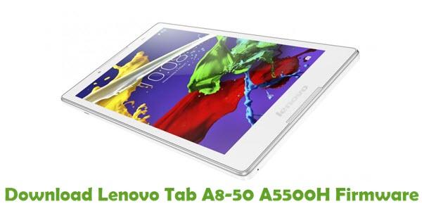 Lenovo a8 50 firmware