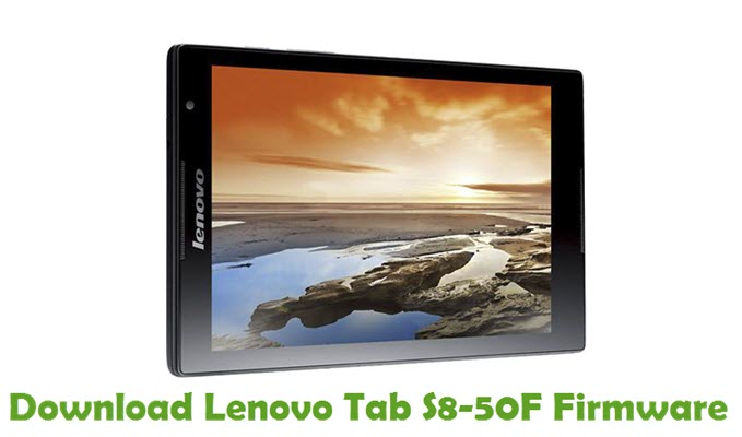 Download Lenovo Tab S8-50F Stock ROM