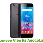 Lenovo Vibe K5 A6020L36 Firmware