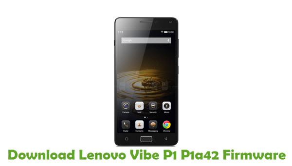 Download Lenovo Vibe P1 P1a42 Stock ROM