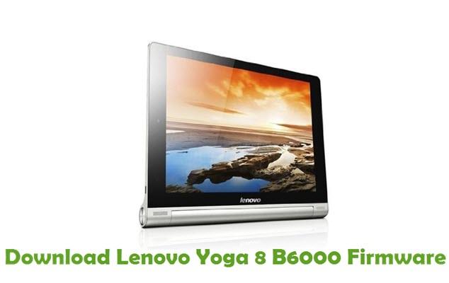 Download Lenovo Yoga 8 B6000 Stock ROM
