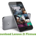 Lenovo Z1 Firmware