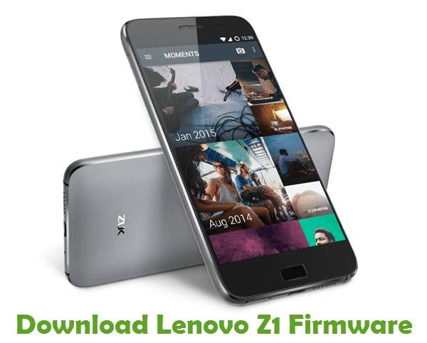 Download Lenovo Z1 Stock ROM