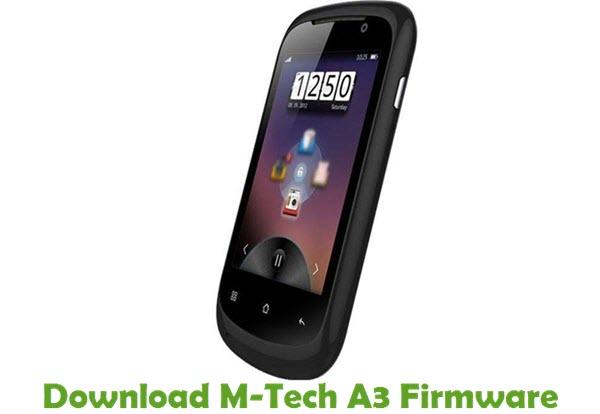 Download M-Tech A3 Firmware