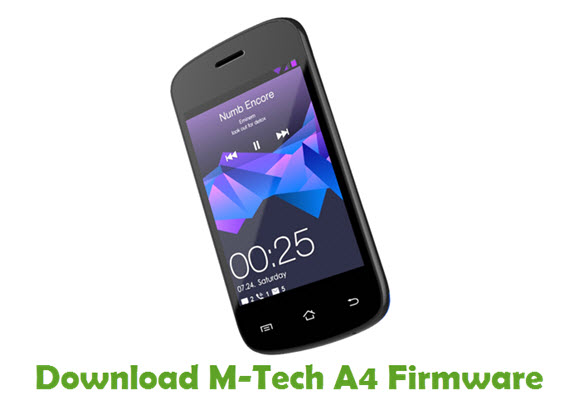 Download M-Tech A4 Firmware