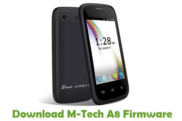 Download M-Tech A8 Firmware