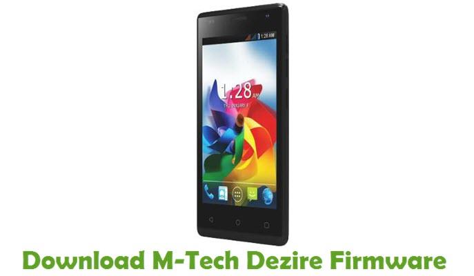 Download M-Tech Dezire Firmware