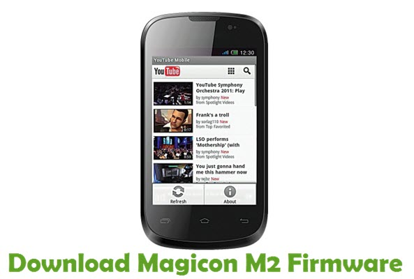 Download Magicon M2 Firmware