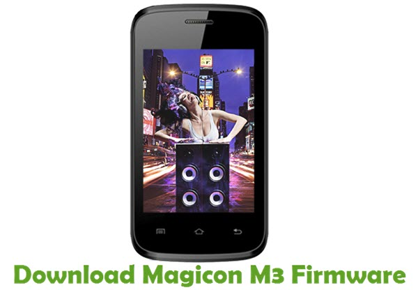 Download Magicon M3 Firmware