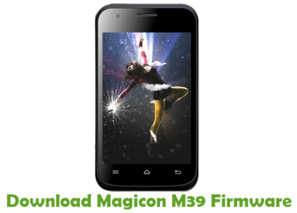 Download Magicon M39 Firmware