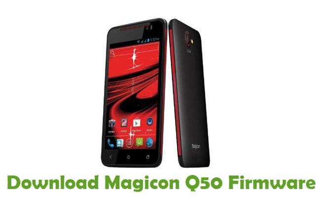Download Magicon Q50 Firmware