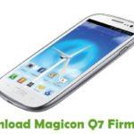 Magicon Q7 Firmware