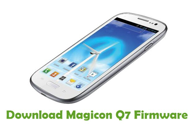 Download Magicon Q7 Firmware