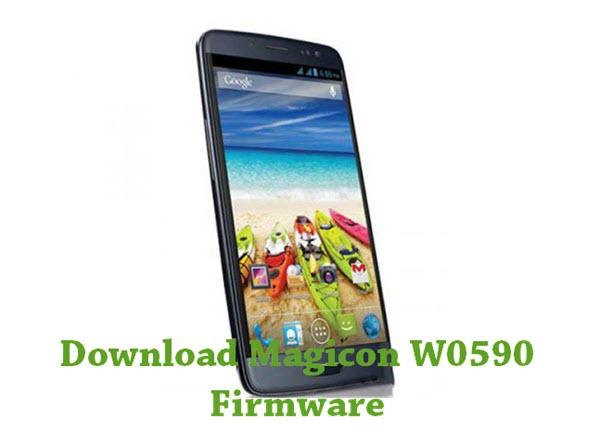 Download Magicon W0590 Firmware