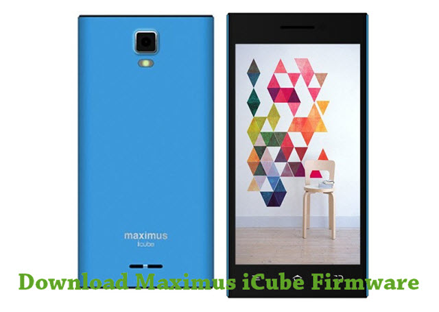 Download Maximus iCube Firmware