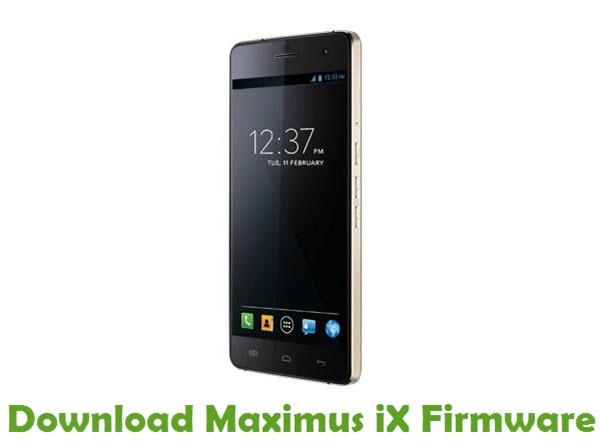 Download Maximus iX Firmware