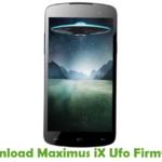 Maximus iX Ufo Firmware