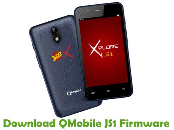 Download QMobile JS1 Firmware