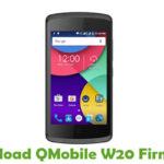 QMobile W20 Firmware